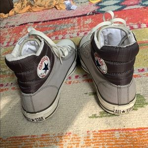 Converse Shoes - Converse Grey Padded Men 9